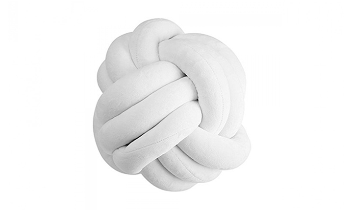 Nuovo Knot Ball Pillow for R179