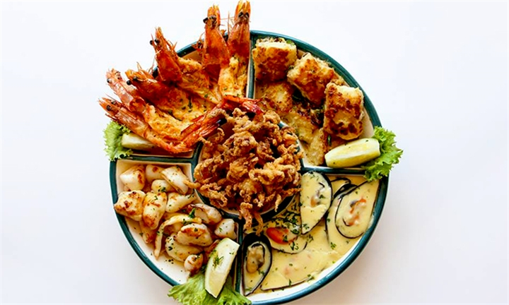 The Pescada Platter to Share at Rodizio Brazilian Fourways