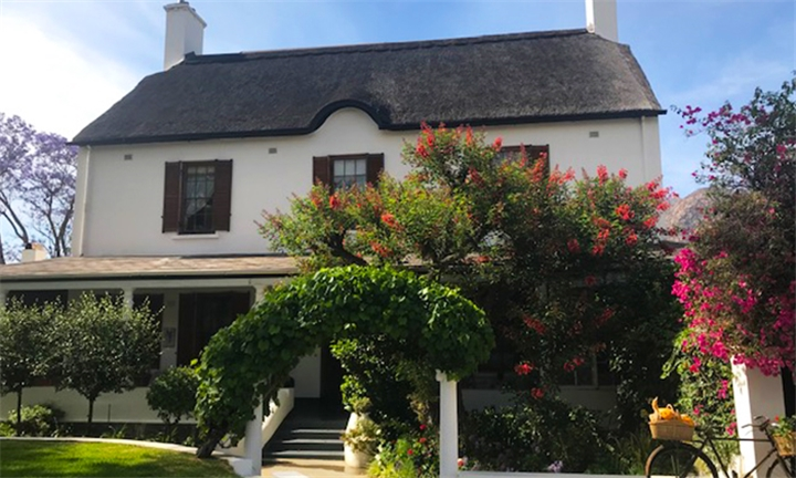 Western Cape: 1 or 2-Night Anytime Stay for Two in an Old Historical or Garden Cottage at Monte Vista Boutique Hotel