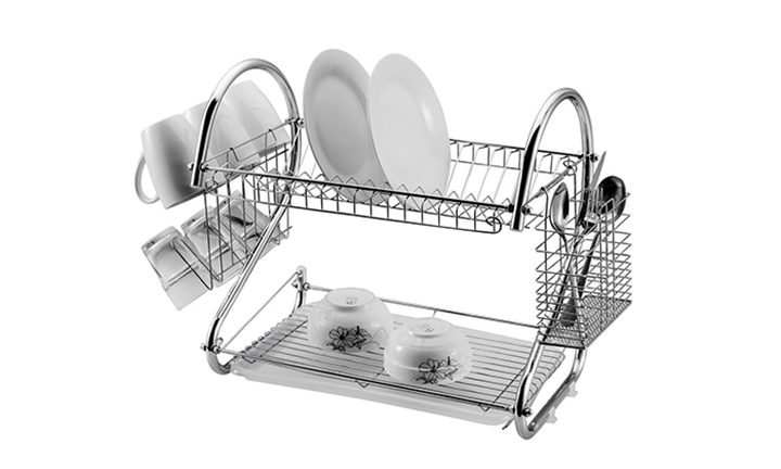 2 Layer Dish Drainer for R229