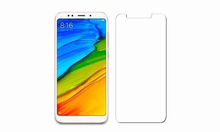Tuff-Luv Xiaomi Redmi 5 Plus Tempered Glass Screen Protector for R119