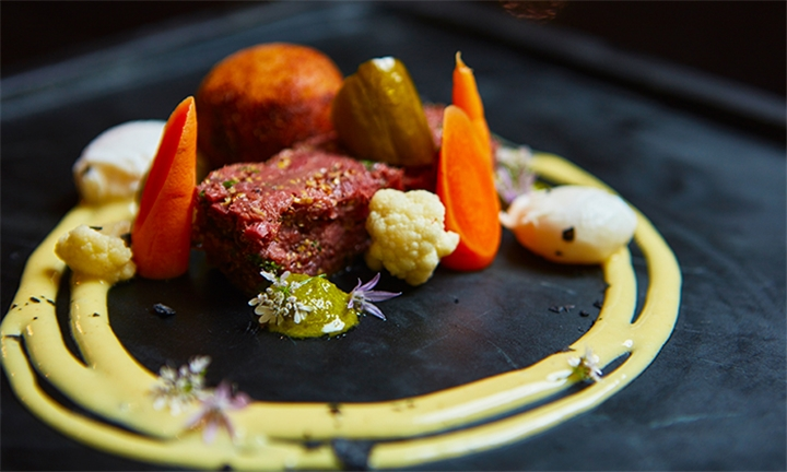 5-Course Fine Dining Tasting Menu for Two at NCW Restaurant