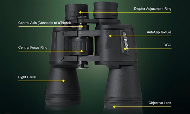 Avantek Binoculars - 10x50 for R479