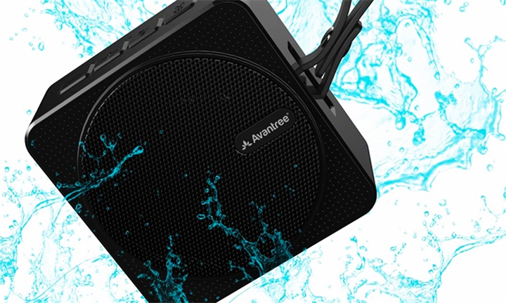 Avantree SP950 Waterproof Bluetooth Shower Speaker for R239