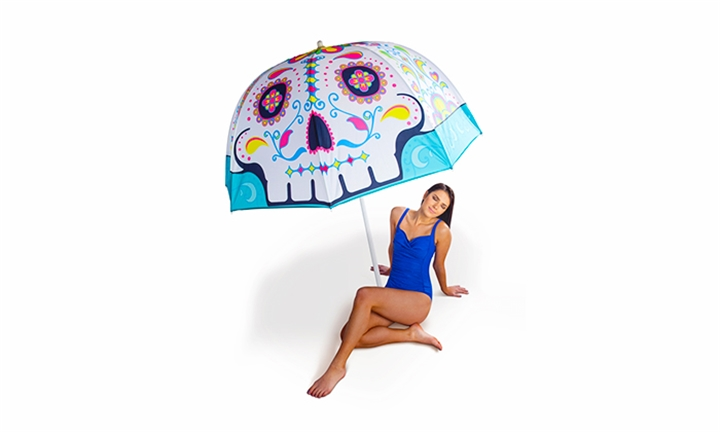 BigMouth Umbrella (Sugar Skull) for R549