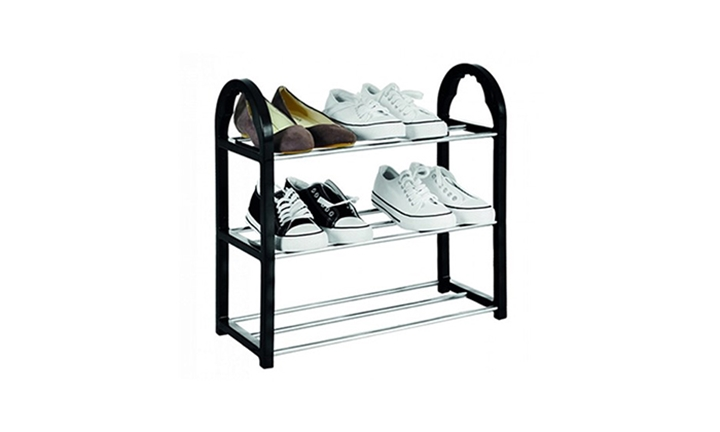 Fine Living 3 Tier Shoe Rack for R99