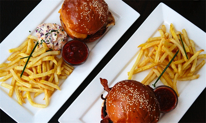 Choice of Light Lunch for up to Four at Charlie - Bistro & Bar at the Cloud 9 Boutique Hotel & Spa