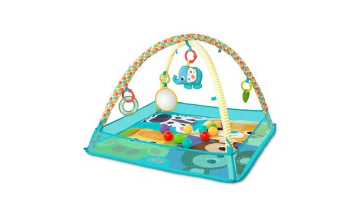 Bright Starts More-in-One Ball Pit Fun for R449