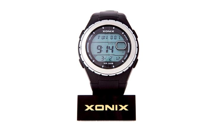Xonix GW-103 Mens Shock Resistant Digital Sports Watch for R199