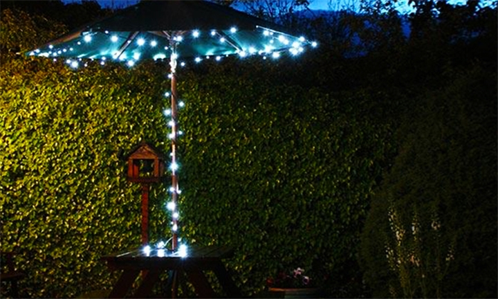 10m Solar Fairy Lights from R149