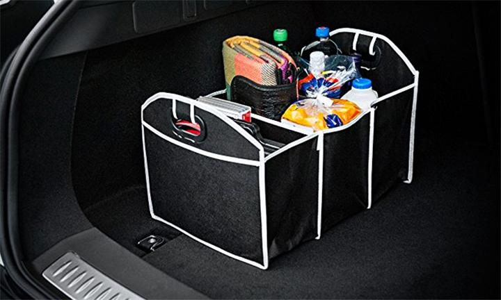 2-in-1 EZ Car Trunk Organiser with Cooler Bag for R199