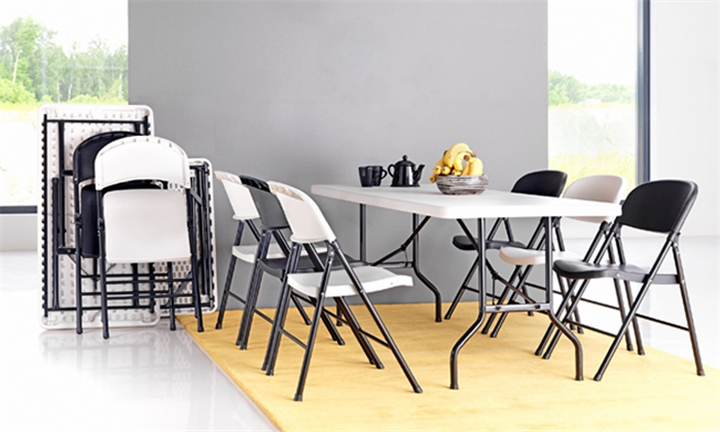 Multi-Use Moulded Folding Table for R539