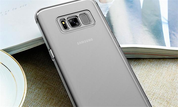Baseus Slim Shockproof Transparent Cover Case for Samsung Galaxy S8 for R79