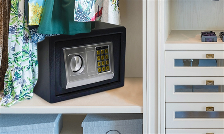 Heavy Duty Electric Security Safe from R599