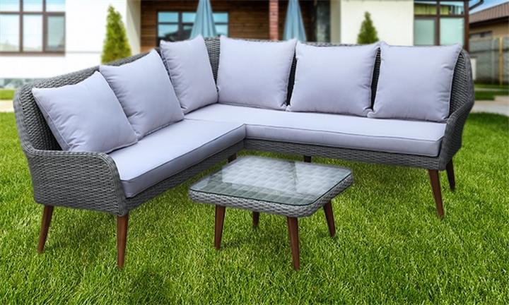 Fine Living Seville Corner Sofa Set for R12999