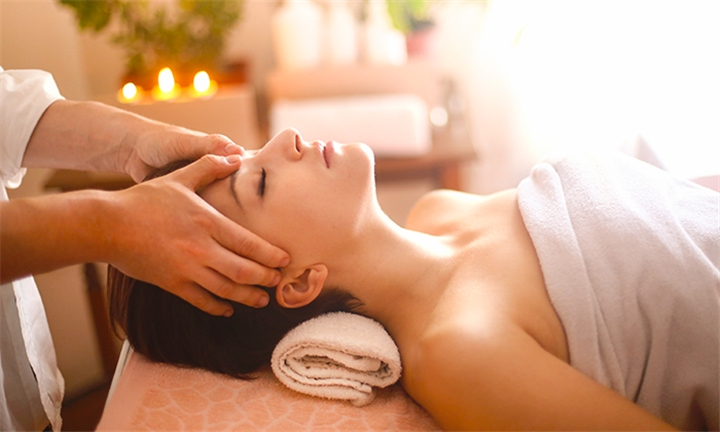 Silver or Gold Pamper Package for One or Two at Jesthi Spa