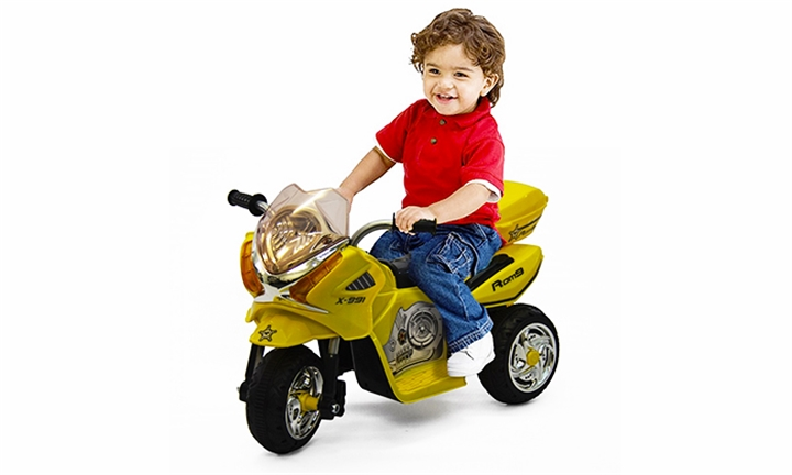Jeronimo My First Police Bike for R799