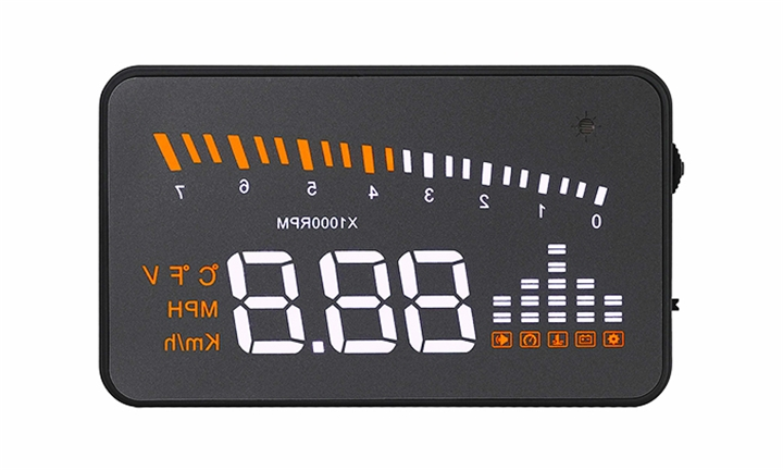 Heads Up Car Display for R449