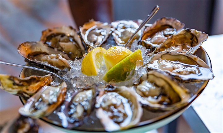 6 or 18 Oysters with a Bottle of De Grendel Sauvignon Blanc or MCC for Two at The Knysna Oyster Company