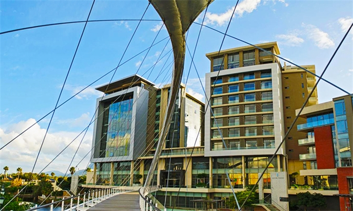 Cape Town: 2-Night Anytime Stay for Two or Four at The Residences Crystal Towers