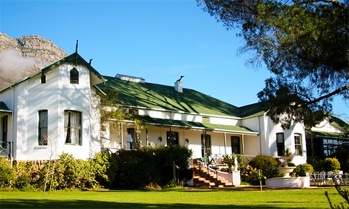 Western Cape: 1-Night Anytime Stay Incl Breakfast for Two at Riebeek Valley Hotel