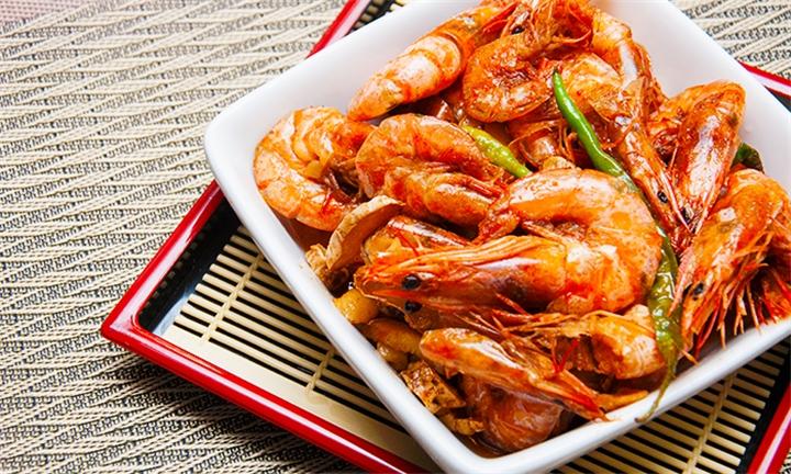 Seafood Platter to Share at Senhor Calistos Woodstock