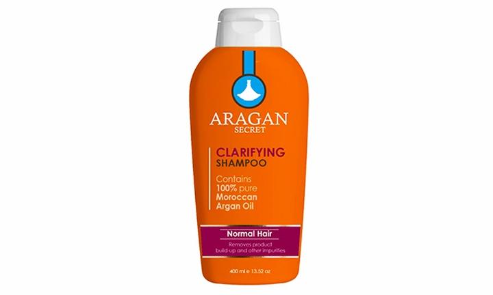 Aragan Secret Clarifying Shampoo for R89