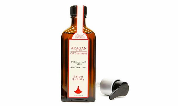 Aragan Secret Hair Treatment Oil for R269