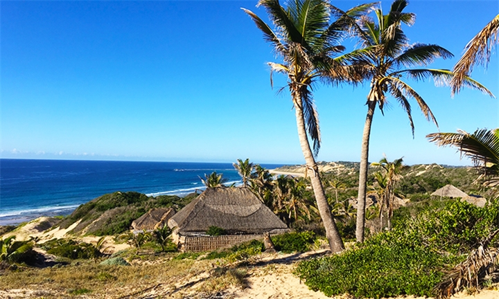 Mozambique: 3-Night Anytime Stay for up to Eight at Vista Bonita