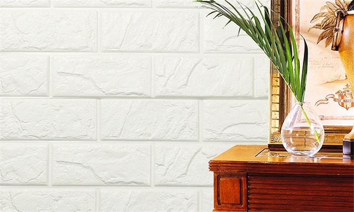 1 X 3D Brick Wall Foam Stickers for R99