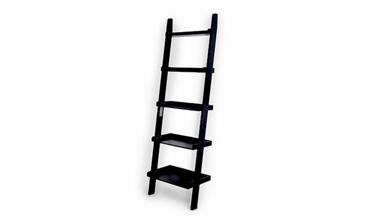 5 Tier Wooden Ladder Shelf for R799