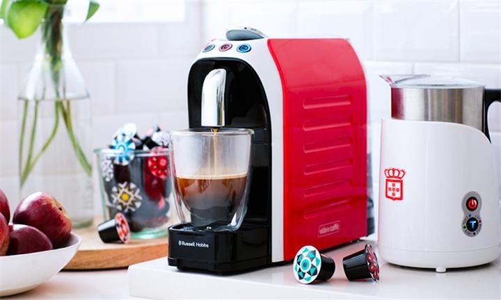 Russell Hobbs Vida Galaxia Capsule Coffee Machine for R1199