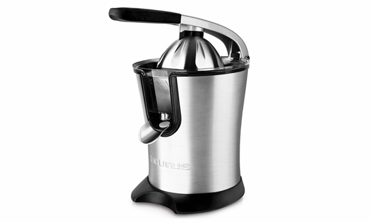 Taurus Stainless Steel Brushed Citrus Juicer for R899