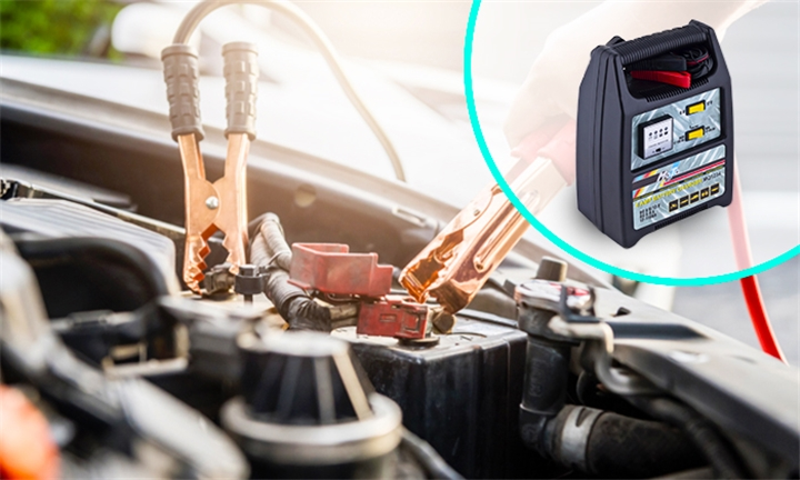 Moto-Quip Emergency Car Battery Charger from R349