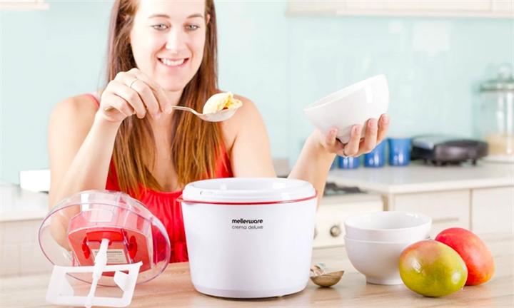 Mellerware Crema Deluxe Ice Cream Maker for R429