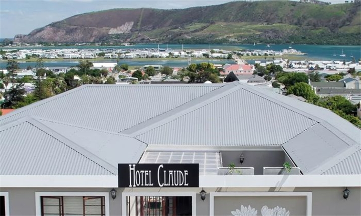 Knysna: 1 or 2-Night Anytime Stay for Two at Hotel Claude