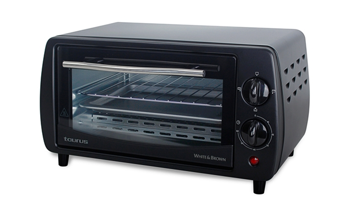 Taurus Horizon Mini Oven with Double Glass Door for R629