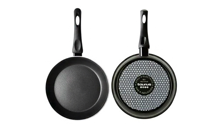 Taurus Vital Smalt Enamel Frying Pan from R249
