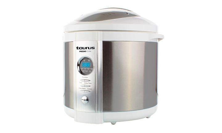 Taurus Pressio Cuina Digital Pressure Cooker for R1799