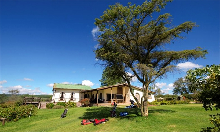 Zimbabwe: 2-Night Anytime Stay for up to Four at Pine Tree Inn