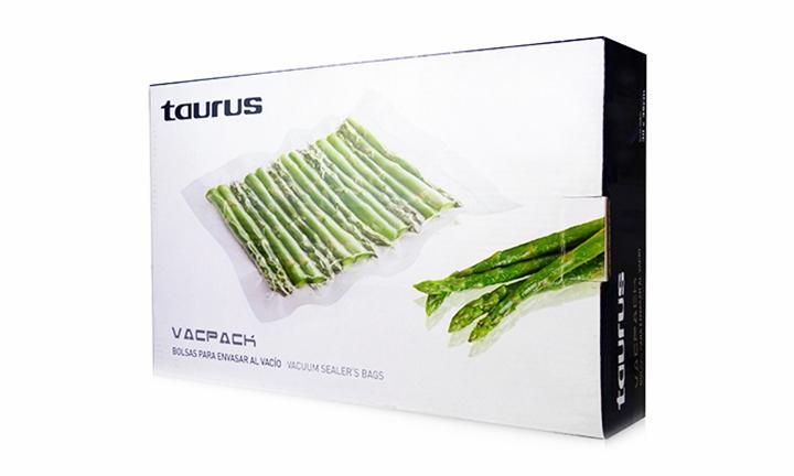Taurus VacPack Vacuum Sealer Bags from R229