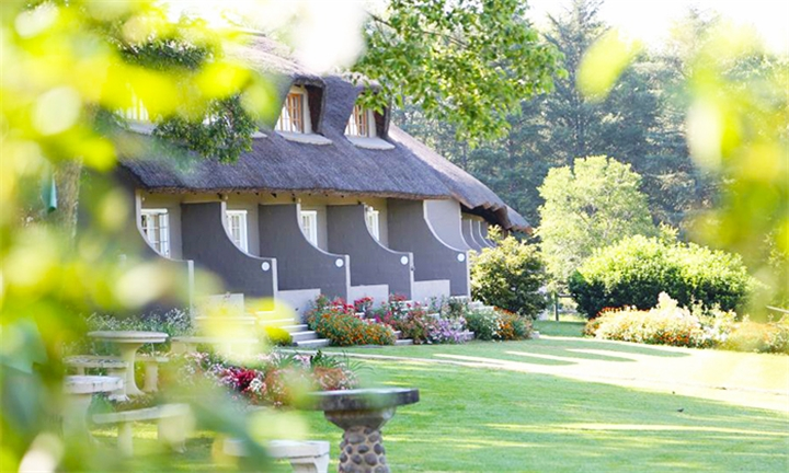 Drakensberg: 2-Night Anytime Stay for up to Four Including Breakfast, Lunch and Dinner at The Nest Drakensberg Hotel