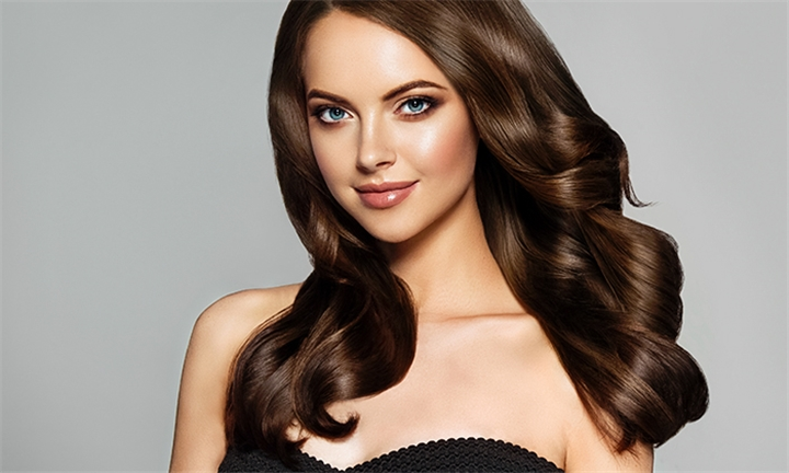 Brazilian Blow-Dry with Optional Cut at B-Hind Da Scenz Hair & Beauty