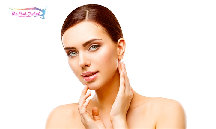 CryoFacial and SleekSculpt Treatment at The Pink Orchid