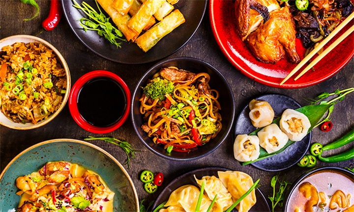Choice of Set Menu for One, Two or Four at Mongkok Chinese Restaurant