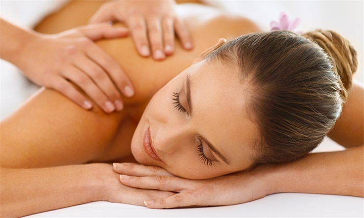 Choice of Full Body Massage – Swedish or Aromatherapy for One or Two at Kontour Studio