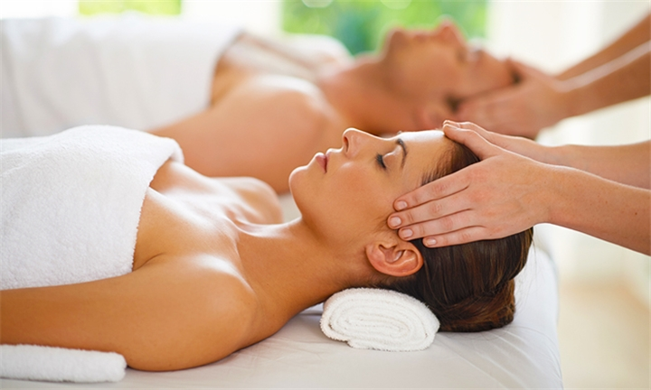 Full Body Massage for One or Two Including Choice of Main Meal at Steam on Main