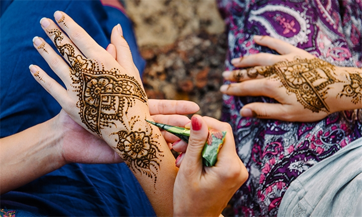 Henna Tattoo Promotion Package from Mesmerizing Mehndhi