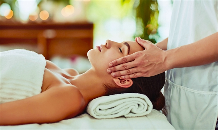 Relaxing 45-Minute Back, Neck & Shoulder Massage for One or Two at Steam on Main