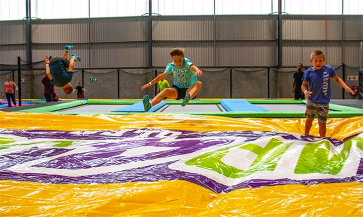 1-Hour Open Jump Session for Two at Jump4Joy Brackenfell